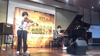 Joey - A Song From Secret Garden - Mfest Audition 2011 UCSI
