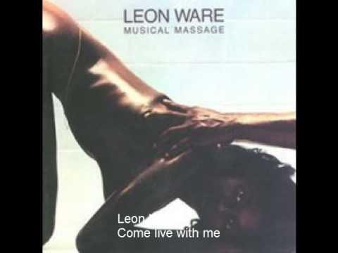 Leon Ware - Come live with me