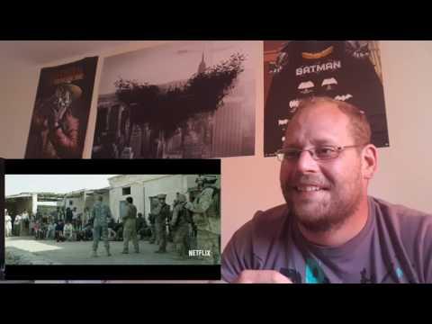 War Machine Trailer #2 Reaction