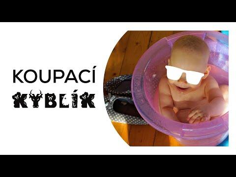 Koupací kyblík pro miminko