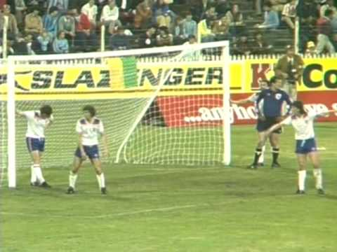 1980 International Friendly (Football Centenary Match) Australia 1-2 England