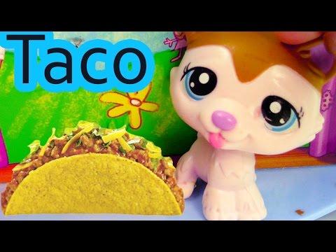 LPS - Wow Random TACO - Littlest Pet Shop Toy Playing Video Series Cookieswirlc Part 1