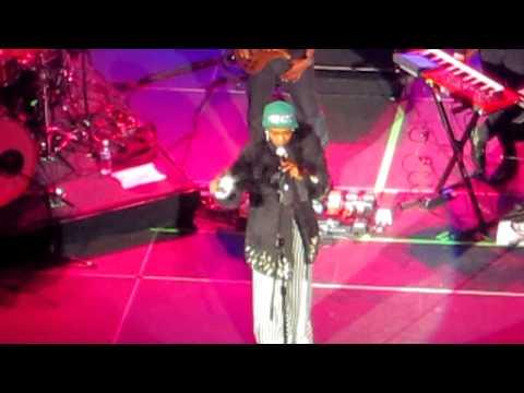 Lauryn Hill Live Concert Atlanta 2012
