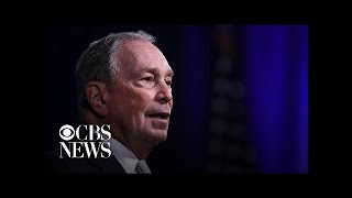 Impact of Michael Bloomberg's late entry into the 2020 race