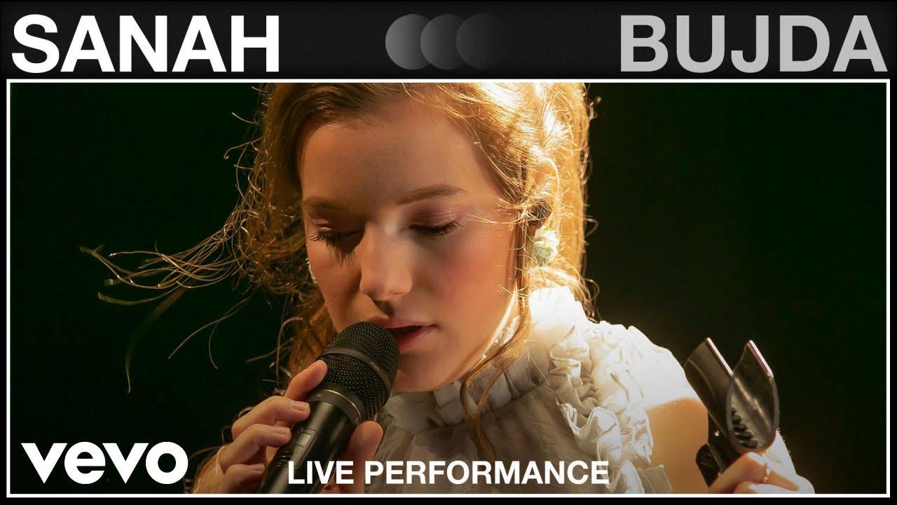 sanah - BUJDA - Live Performance | Vevo
