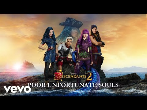 """China Anne McClain - Poor Unfortunate Souls (From """"Descendants 2""""/Audio Only)"""