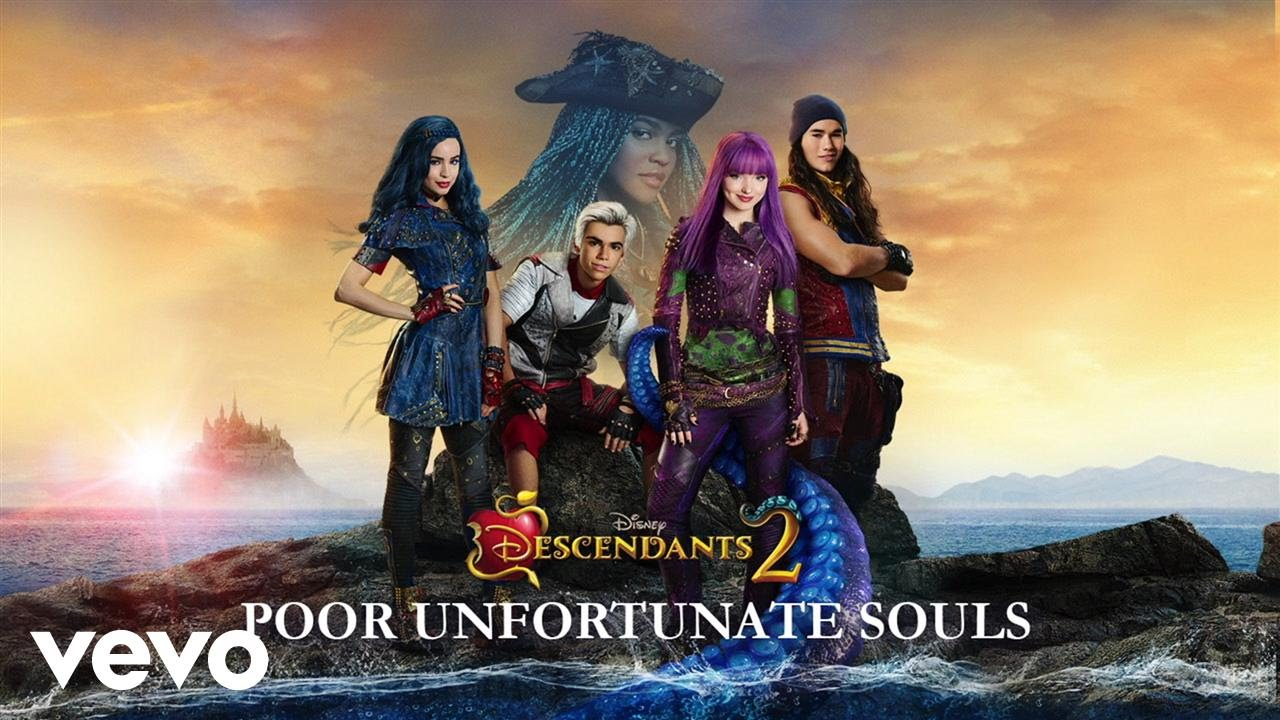"""China Anne McClain – Poor Unfortunate Souls (From """"Descendants 2″/Audio Only)"""