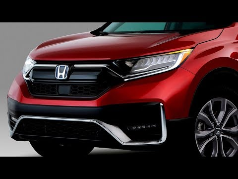 HONDA CRV - 2020 | Interior Exterior and Features | New Honda Sensing!