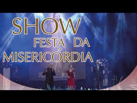 Show Festa da Misericórdia - Ricardo Sá, Emanuel Stênio e Ana Lucia (22/04/17)