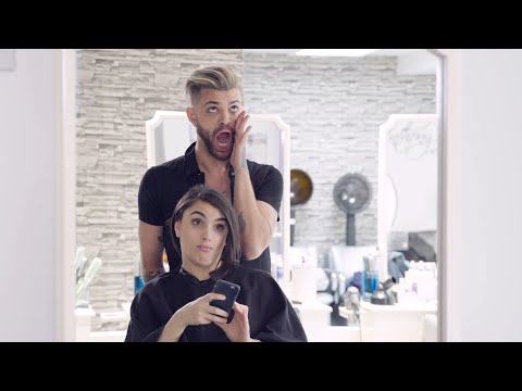 The 6 Types of Hairstylists You'll Meet at the Salon | Iris