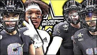 All-American Bowl 2019  San AntonioTX Action Packed Highlights Feat The Nations Top Ballers
