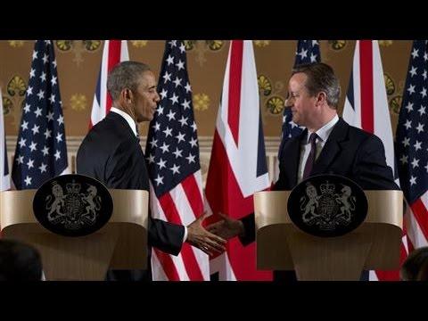 Obama Comments on U.K. Referendum on Exit from EU
