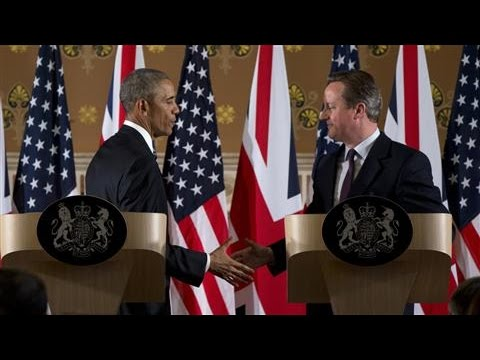 Obama Comments on U.K. Referendum on Exit from EU