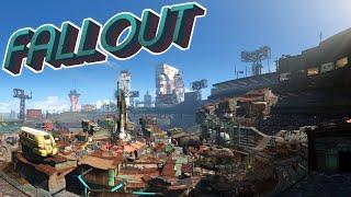 Рейдерам П..ДЕЦ !! Fallout day 8 / фаллаут стрим в 2k на ультрах  1440p60HD