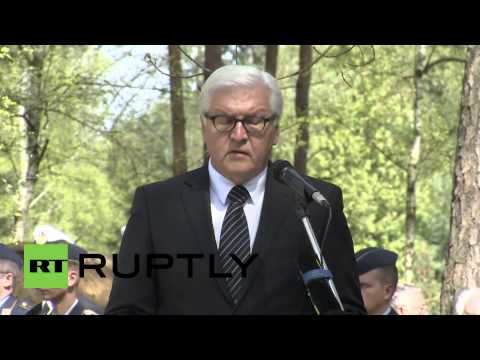 "Germany: Steinmeier vows to ""never again"" return to extreme relations with Russia"
