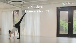 Modern Ballet Vlog | 찾았다 내 인생운…