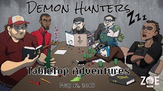 Baixar Demon Hunters Tabletop Adventures With GM Christian Doyle | Episode One