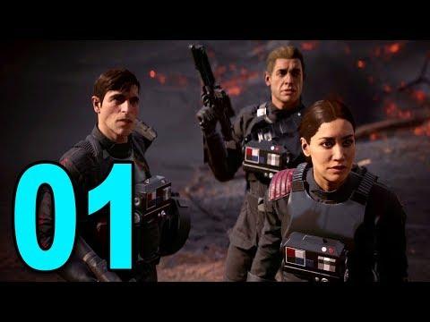 Star Wars Battlefront 2 Story - Part 1 - THE BEGINNING
