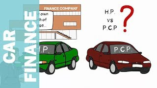 HOW CAR FINANCE WORKS | COMPARE PCP, CONTRACT HIRE, HIRE PURCHASE (HP)  & LEASE DEALS