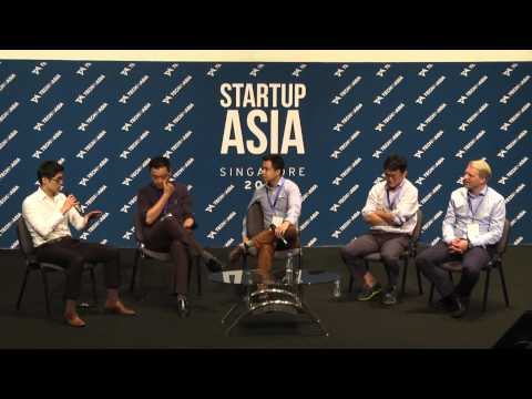[Startup Asia Singapore 2014] Discussion: E-commerce Giants in Southeast Asia