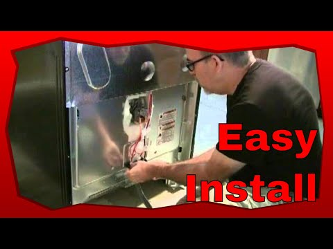 How to Install a New 3-Prong Range Cord On An Electric Stove - YouTube