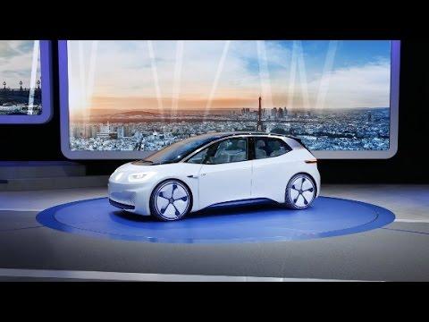 VW unveils better, cheaper electric car