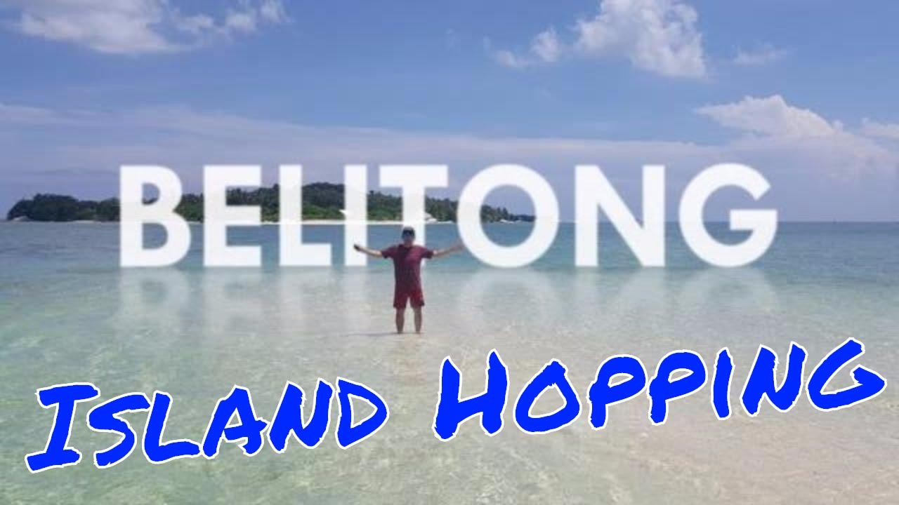 Hopping Island Belitung Indonesia - YouTube