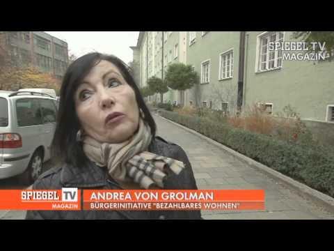 Wohnungsmarkt m nchner mietennotstand spiegel tv for Spiegel tv magazin gestern