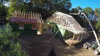 Seven Corner Cottage Build