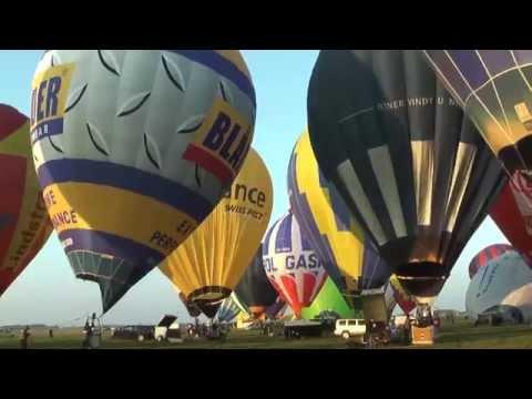 Episode Two - World Hot Air Balloon Championship 2010 (19th FAI)