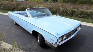 Classic Recollections: 1964 Oldsmobile Ninety Eight