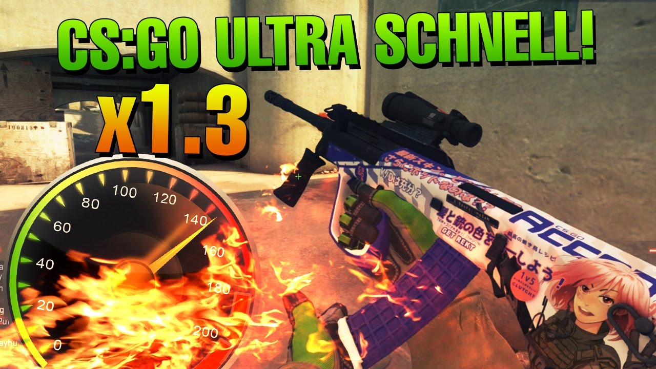 cs go match ultra schnell x1 3 geschwindigkeit youtube. Black Bedroom Furniture Sets. Home Design Ideas