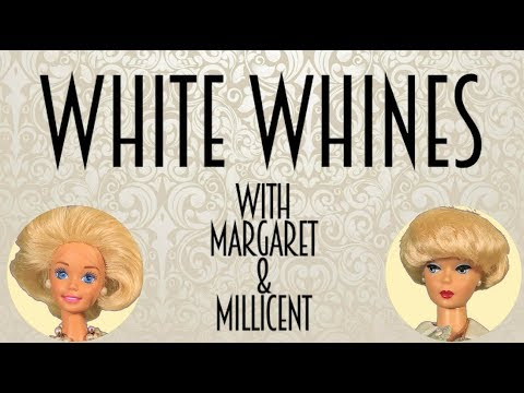 White Whines Episode 2 - A Barbie parody in stop motion *FOR MATURE AUDIENCES*