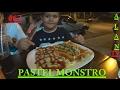 PASTEL MONSTRO, FUTEBOL NA AABB, ANIVERSARIO MALU, ALAN TV #62