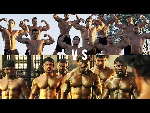 INDIAN 🇮🇳 VS 🇺🇸 AMERICAN BODYBUILDERS | Fitness & Bodybuilding Motivation