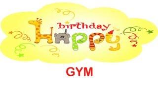 Gym   wishes Mensajes