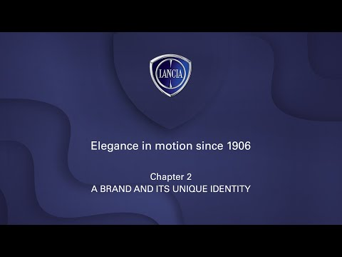 """Elegance in motion since 1906 – Chapter II, """"A brand and its unique identity"""", feat. Luca Napolitano"""