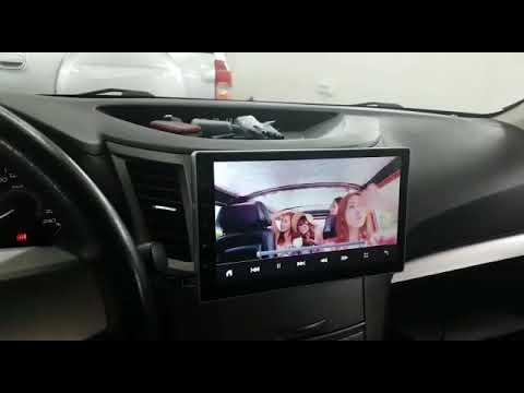 Универсальная магнитола с экраном 10 дюймов Android 7.1