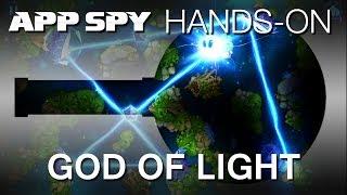 God of Light | iOS iPhone / iPad Gameplay Hands-On - AppSpy.com