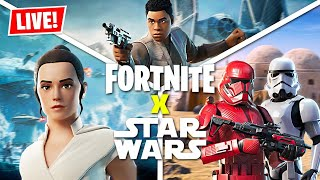 FORTNITE *STAR WARS* LIVE EVENT!! (Fortnite Battle Royale)