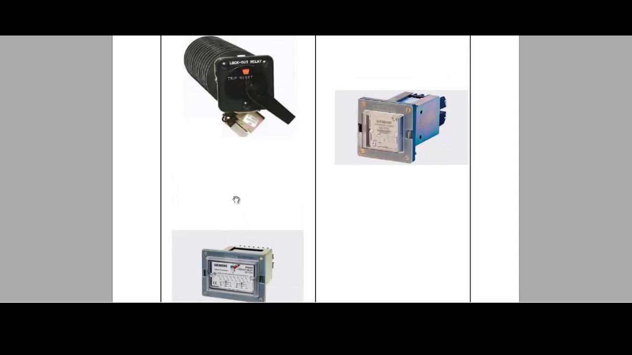 hight resolution of 86 lockout relay vs 94 tripping relay