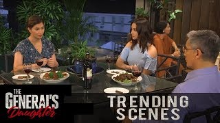 The General\'s Daughter Trending Scenes: \'Paglalapit\' Episode