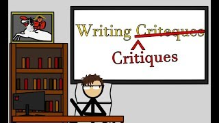 Writing Critiques for Writers