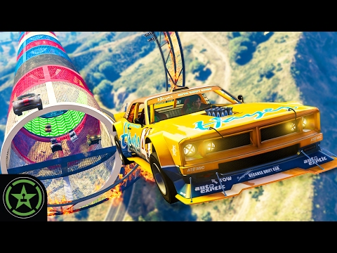 Let's Play - GTA V - Verified Cunning Stunts