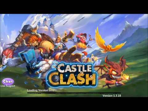 Castle Clash - Consuming My Account !!!!