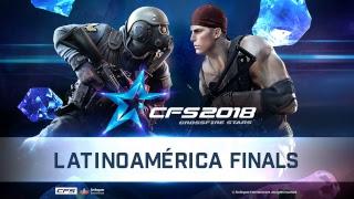 Crossfire Español CFS Latinoamerica Finals Grupo Aurora 21 de Julio