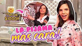 PIJAMAS CARAS!!💸 HAUL EXCLUSIVO 💎 | Camila Guiribitey