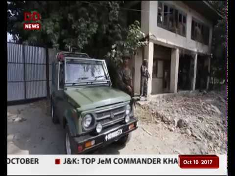 Jaish-e-Mohammed's chief Khalid killed in Kashmir by Security forces