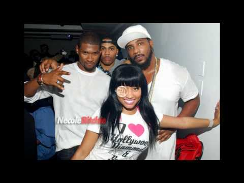 Usher Little Freak Ft Nicki Minaj