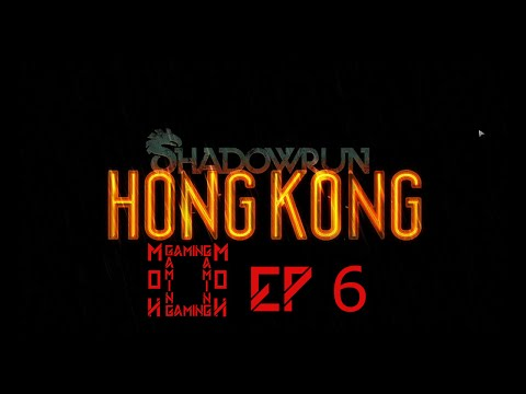 Shadowrun Hong Kong ep 6: Hacking the Matrix
